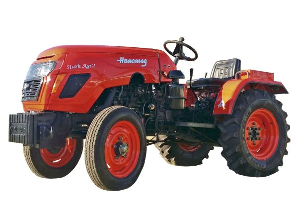 Hanomag Tractor Agr2
