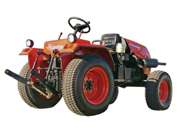 Hanomag Tractor INV2
